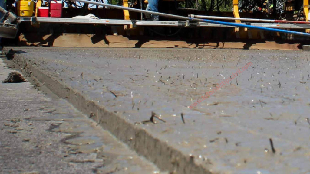 fiber concrete