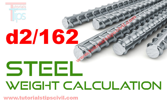 steel weight calculation