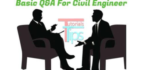 civil engineering interview