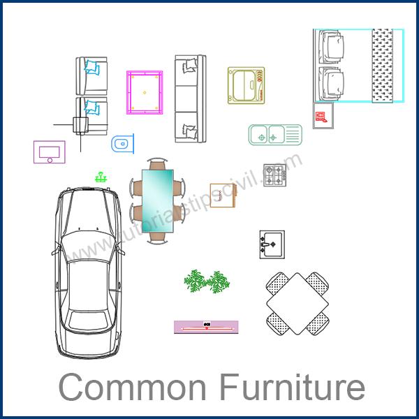 common furniture