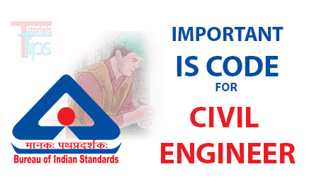 IS code for civil engineer