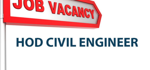 civil engineer vacancy