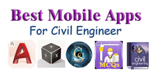 Civil engineer apps