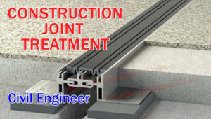 CONSTRUCTION JOINT TREATMENT