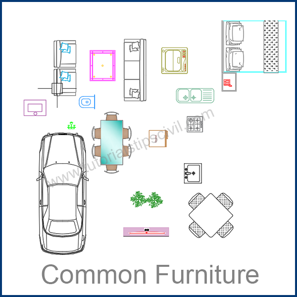 common furniture