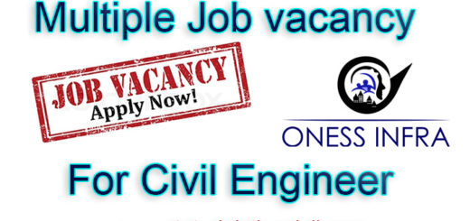 Civil Job openings