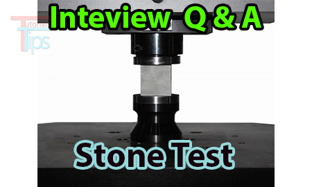Stone test Q&A