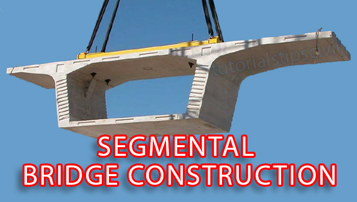 Segmental bridge lifting