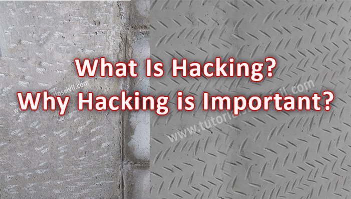 Hacking in structure