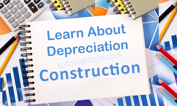 Depreciation in civil