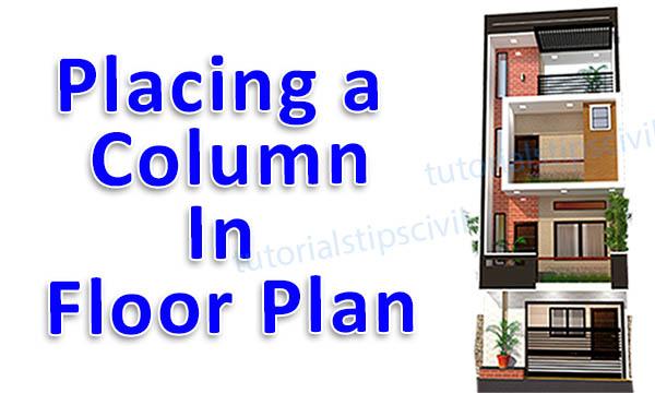 Place a column