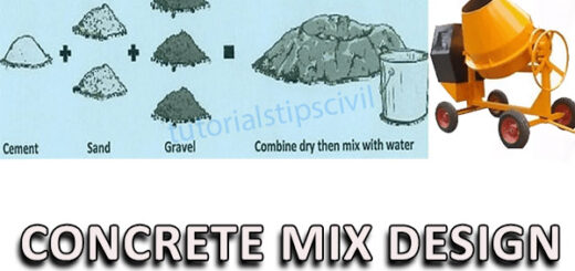 Mix Design