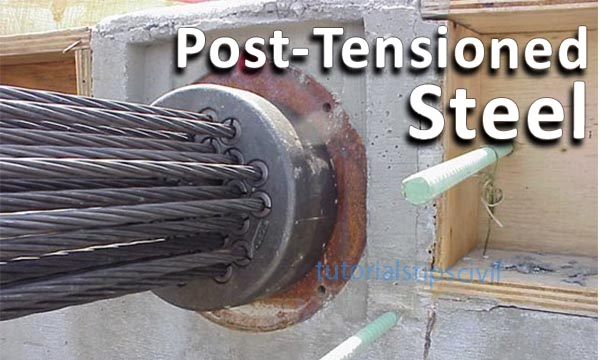 Post-Tensioned