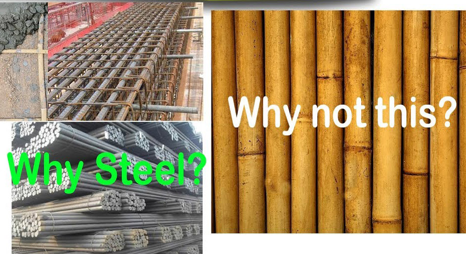 why steel use in steel
