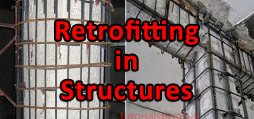 Retrofitting of Structures